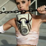 Meg Turney Chains Borderlands Cosplay Psycho Bandit