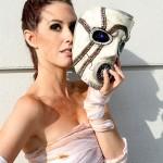 Meg Turney Face Off Borderlands Psycho Bandit Cosplay