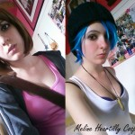 Cosplay Life Is Strange Chloe and max By Meline Heartilly