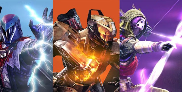 Destiny: The Taken King: How to Unlock The New Subclasses