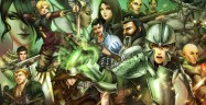 Dragon Age Inquisition Cast of Characters Artwork PS4 Xbox One PC