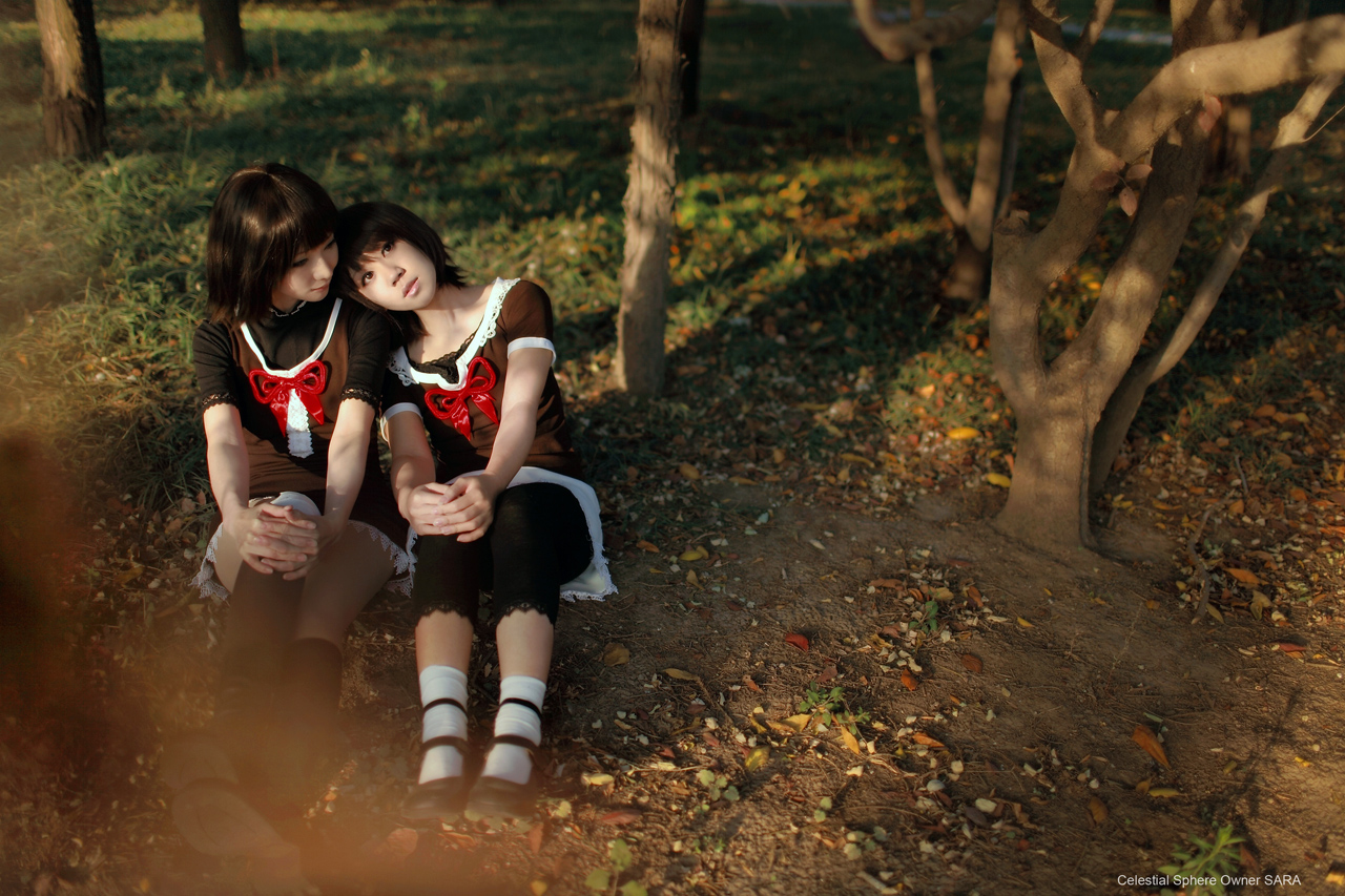 Fatal Frame 2 Cosplay Love and Life Mio Mayu by Sara1789 Deviantart