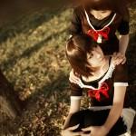 Fatal Frame 2 Cosplay Sisterly Love Mio Mayu by Sakina666