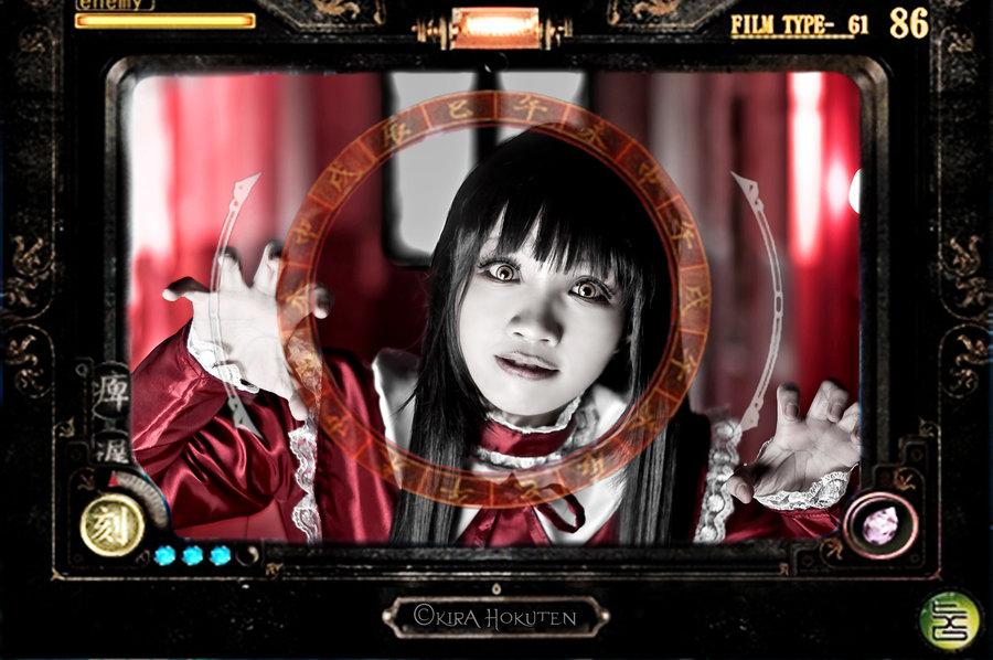 Fatal Frame 4 Cosplay Camera Ghost Capture by Kirahokuten Deviantart