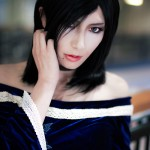 Fatal Frame 5 Hisoka Cosplay Eyes of Ice by Aoi Takamura