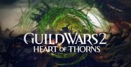 Guild Wars 2 Heart of Thorns Logo Artwork