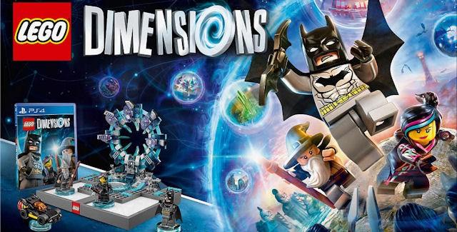 Lego Dimensions Walkthrough