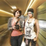 Life Is Strange Cosplay Max and Chloe School Hallway