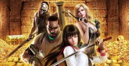 Lost Reavers Artwork Official Wii U Namco