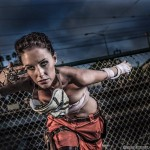 Meg Turney Borderlands Movie Photorealistic Cosplaying Borderlands Psycho Bandit