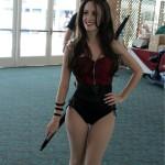 Meg Turney Hawkeye Bunny Cosplay