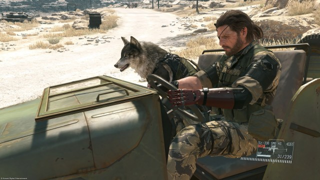 Metal Gear Solid 5: The Phantom Pain How To Get D-Dog