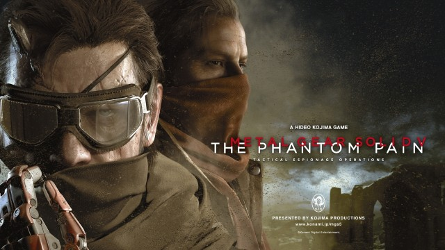 Metal Gear Solid V Wallpaper 1980x1080