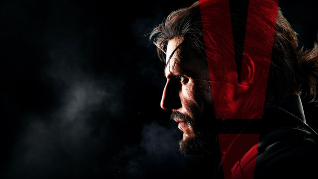 Metal Gear Solid V Wallpaper Exclamation Point Snake