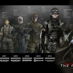 Metal Gear Solid V Wallpaper Snake Evolution