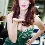 Meg Turney Poison Ivy Cosplay