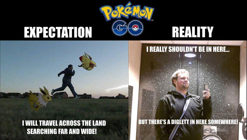 Pokemon Go Meme Funny - Pokemon Pride