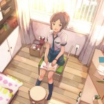 Summer Lesson Japanese Schoolgirl Artwork PlayStation VR PS4