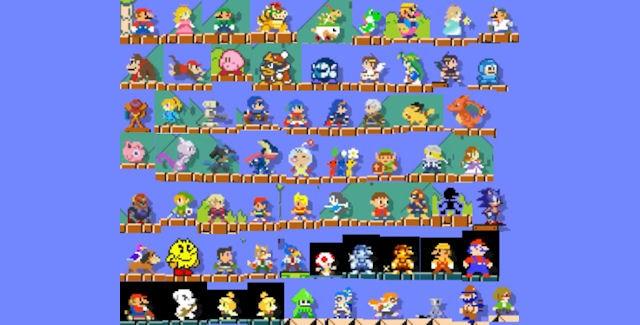 Super Mario Maker Unlockable Mystery Mushroom Costumes