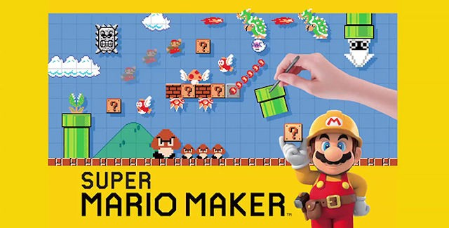 Super Mario Maker Walkthrough