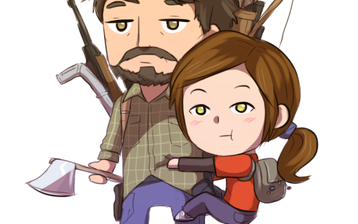 The Last of Us Kiddified Artwork DeviantArt Keterok