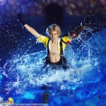 Tidus Cosplay Shimmering Abs of Win Final Fantasy X Starring Margoiiia by Akami777