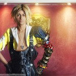 Tidus Cosplay Stunning Costume Detail Fine Final Fantasy X Starring Margoiiia by Akami777