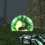 Turok 1 Remake Alien Weapon Against Demetrodon Mech PC Gameplay Screenshot