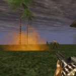 Turok 1 Remake Auto Shotgun Weapon PC Gameplay Screenshot