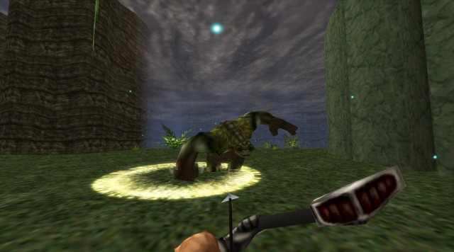 Turok 1 Remake Prulin Enemy PC Gameplay Screenshot