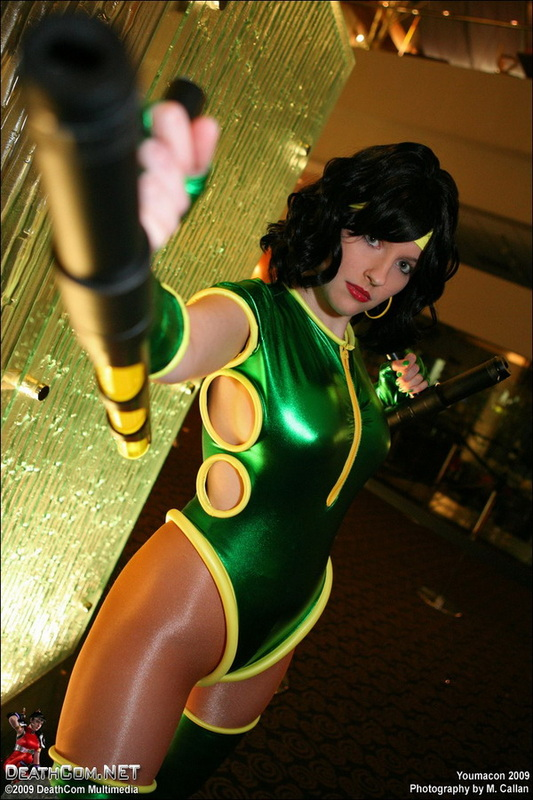 Orchid Cosplay Killer Instinct Brutal Perspective Starring Naosa by M Callan and Youmacon and Deathcom Media
