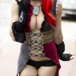 Harley Quinn Cosplay Less Is More Jessica Nigri
