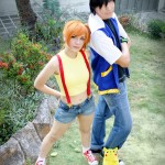 Ash Misty Cosplay Gym Leader Champions Starring SailorMappy and Jhonkunagm Deviantart