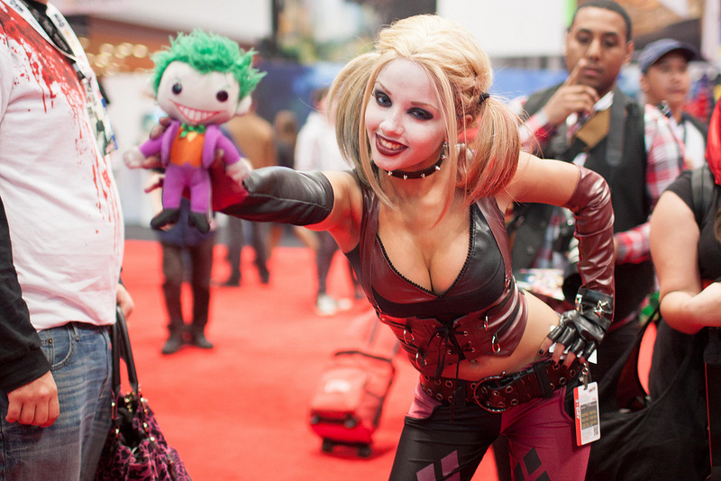 Harley Quinn Con Cosplay Like My Doll By Lionheart613