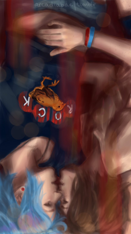 Life Is Strange Fanart Max Chloe Lesbian Chaos Theory by Medoree Sound