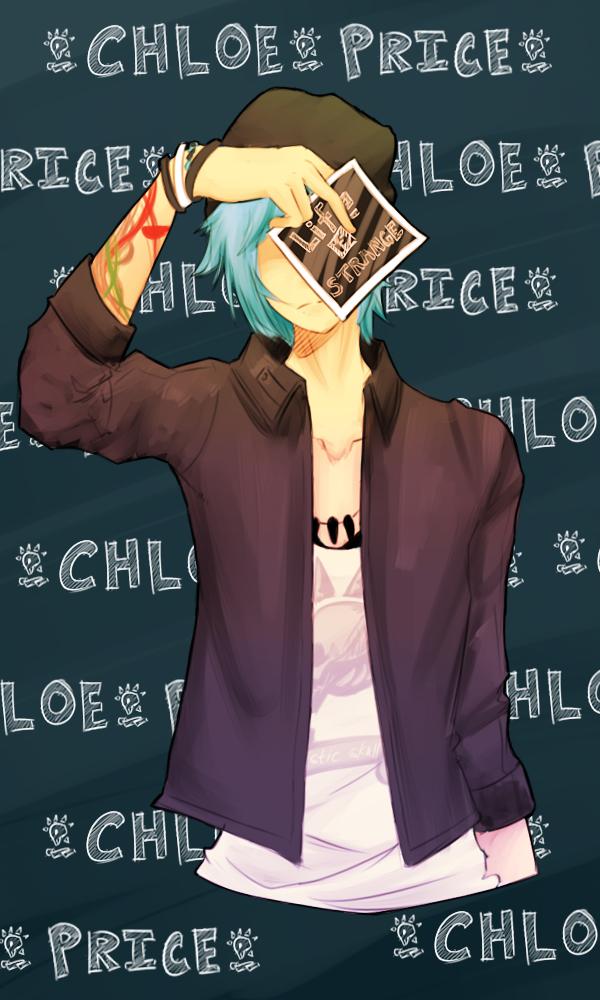 Life is Strange Chloe Manga Fanart by Skire