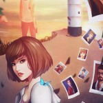 Life is Strange Fanart Book Illustration by Ayaka itoe