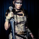 Hellblade Senua Cosplay Warrior Chick Starring LadyLemon