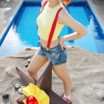 Misty Cosplay Staryu I Choose You Starring SailorMappy DeviantArt