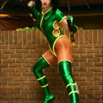 Orchid Cosplay Killer Instinct Fighting Game Stance Starring Naosa by M Callan and Youmacon and Deathcom Media