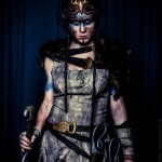 Hellblade Senua Cosplay Queen Assassin Starring LadyLemon