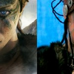 Hellblade Senua Cosplay Behind the Scenes Making of Makeup Starring Ladylemon