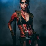 Quiet Cosplay Metal Gear Solid 5 Moonlight Starring Angela Bermudez by Kristian Rocha Photography