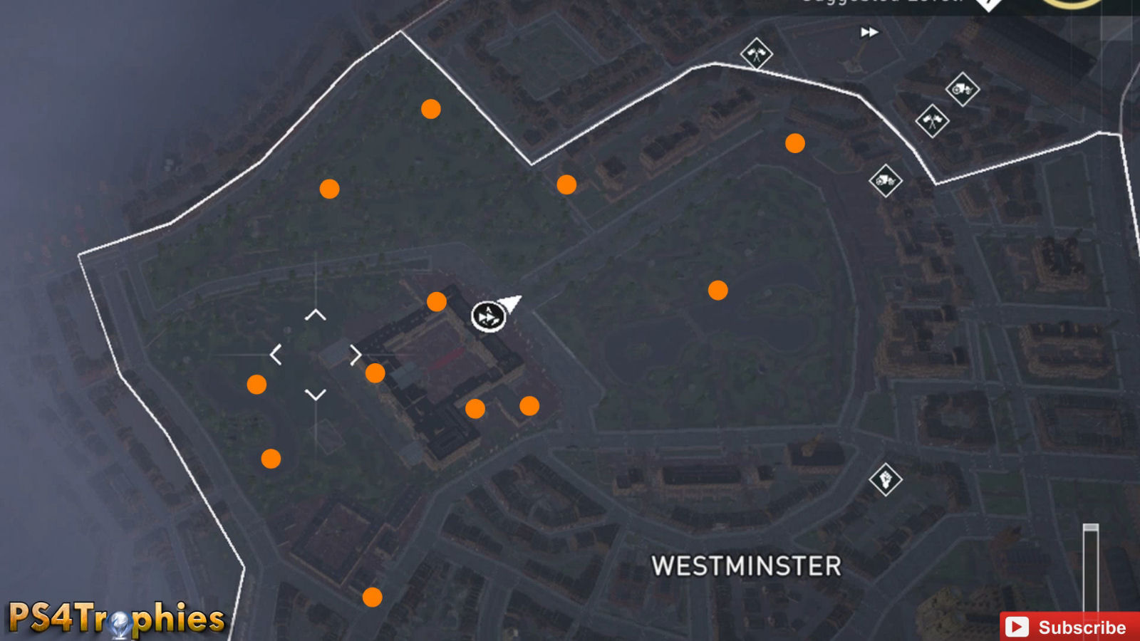 assassins creed syndicate map full