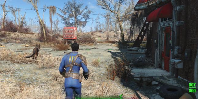 Fallout 4 PC screenshot