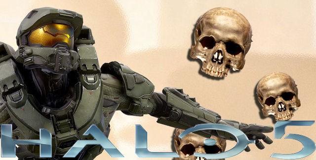 Halo 5 Skulls Locations Guide