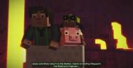 Minecraft: Story Mode Episode 2 Jesse, Olivia & Reuben screenshot