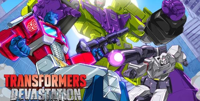Transformers Devastation Walkthrough