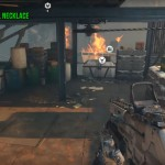 Call of Duty: Black Ops 3 Bullet Shell Necklace Location in Mission 4: Provocation