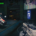 Call of Duty: Black Ops 3 E-Ink White-Board Location in Mission 5: Hypocenter
